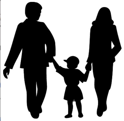 parents-leading-child-away